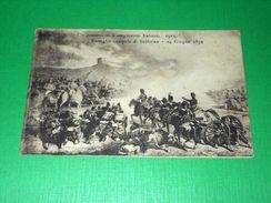 Cartolina Cinquantenario Risorgimento Italiano 1911 - Battaglia Di Solferino - Mantova