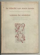 De Klucht Van De Boer Eenos Versus De Unibove - Dr. P. Van De Woestijne    1944 - History