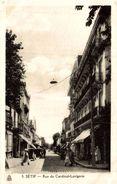 Sètif - Rue Du Cardinal-Lavigerie - 9x14 Cm. - 2 Photos - Sétif