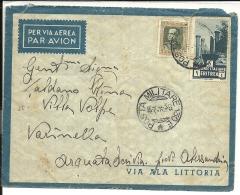 ERITREA , Colonie Italienne 1936 , Poste Militaire N° 130 E (1) - Erythrée