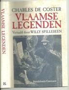 Vlaamse Legenden  - Charles De Coster    1998 - History