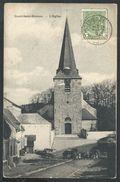 +++ CPA - COURT SAINT ETIENNE - L'Eglise - Carte Animée  // - Court-Saint-Etienne
