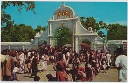 Kataragama - The Jungle Shrine In South Ceylon, Scared To Hindus And Buddhists Alike - Sri Lanka (Ceylon)