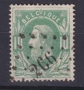 N° 30 LP   266  NECHIN  COBA +8.00 - 1869-1883 Léopold II