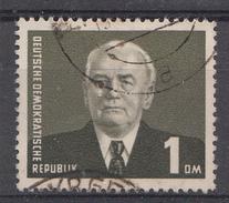 Allemagne DDR 1953  Mi.Nr: 342 Präsident Wilhelm Pieck  Oblitèré / Used / Gebruikt - [6] Repubblica Democratica