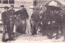 LA SCHLUCHT - EN CHIENS DE FAÎENCE - AVANT LA GUERRE DE 1914 - Altri Comuni