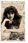 """FEMME ARTISTE . """" VANDA DE BONCZA """" . PHOTO REUTLINGER - Réf. N°3563 - - Entertainers"""
