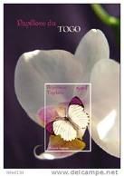 TOGOLAISE  2045  MINT NEVER HINGED SOUVENIR SHEET OF BUTTERFLIES - Butterflies