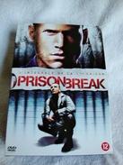 Dvd Zone 2  Prison Break Saison 1 (2005) Vf+Vostfr - TV-Reeksen En Programma's