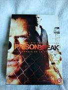 Dvd Zone 2  Prison Break Saison 3 (2007) Vf+Vostfr - TV-Reeksen En Programma's