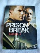 Dvd Zone 2  Prison Break Saison 4 (2008) Vf+Vostfr - TV-Reeksen En Programma's
