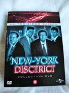 Dvd Zone 2  New York District New York, Police Judiciaire Law And Order Saison 3 (1992) Vf+Vostfr - TV-Reeksen En Programma's