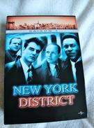 Dvd Zone 2  New York District New York, Police Judiciaire Law And Order Saison 1 (1990) Vf+Vostfr - TV-Reeksen En Programma's