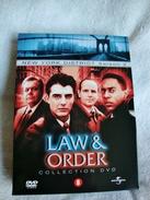 Dvd Zone 2  New York District New York, Police Judiciaire Law And Order Saison 2 (1991) Vf+Vostfr - TV-Reeksen En Programma's