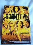 Dvd Zone 2 Boomtown L'intégrale Saison 1 Et 2 Coffret 8 DVD  Vf+Vostfr - TV-Reeksen En Programma's