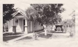 Wenatchee Washington, 908 Kittitas Street Home, Architecture, Auto, Lot Of 2 C1920s Vintage Photographs - Places