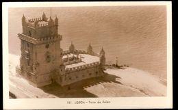 Portugal & Circulated Postal,  Torre De Belém, Estoril To Funchal  1961 (302) - Monuments