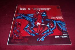 GOUNOD  / BALLET DE FAUST  ° DIRECTION JEAN FOURNET - Classical