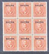CHINA  NORTH-EAST  8 X 9  * - North-Eastern 1946-48