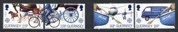 Europa CEPT Guernesey 1988 Y&T N°419 à 422 - Michel N°417 à 420 *** - Europa-CEPT