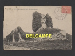 DD / 17 CHARENTE MARITIME / SAINT-SORNIN / LA TOUR DE BROUE / CIRCULÉE EN 1906 - France