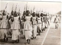Photo Mali  Presse Afrique Française Photographie Les Soldates De L'Afrique 26 Décembre 1961 Modibo Keita - Lieux