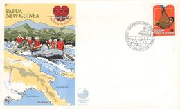 PAPUA NEW GUINEA - SPECIAL COVER OPERATION DRAKE 1979 - Papua New Guinea