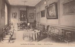 17 / 7 /132  -    DOUAI -(  59 )  -INSTITUTION  STE.  CLOTILDE  -  GRAND  PARLOIR - Douai