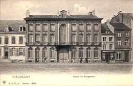 Tienen - Tirlemont - Maison Du Bourgmestre (DTC, Animation, Café) - Tienen