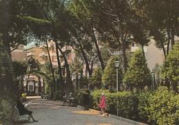 CARTOLINA: ROMA - ISTITUTO DERMOPATICO DELL' IMMACOLATA (MOVIMENTATA) - F/G - COLORI - VIAGGIATA - LEGGI - Health & Hospitals