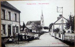 89 LONCHAMP RUE PRINCIPALE BUREAU DE TABAC AVEC PETITE ANIMATION - France