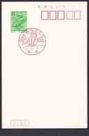 Japan Commemorative Postmark, Hanno Festival (jch6617) - Japan