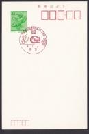 Japan Commemorative Postmark, Marine Event Kelp Coral Fish (jch6624) - Japan