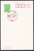 Japan Commemorative Postmark, Letter Writing Day (jch6633) - Japan