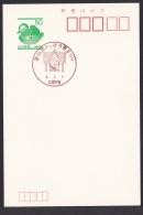 Japan Commemorative Postmark, 45th Sapporo Snow Festival (jch6643) - Japan
