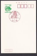 Japan Commemorative Postmark, Sagicho Festival (jch6653) - Japan