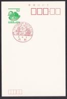 Japan Commemorative Postmark, Armor Horse Isawa (jch6673) - Japan