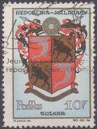 MADAGASCAR  N°389__OBL VOIR  SCAN - Madagascar (1960-...)