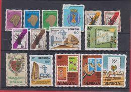Senegal  / Lot De Timbres - Senegal (1960-...)