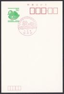 Japan Commemorative Postmark, Hanshin Awaji Earthquake Semi Postal (jch6926) - Japón