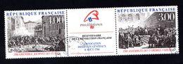 TIMBRES N° T2538A - BICENTENAIRE DE LA  REVOLUTION   - 1988 - Francia