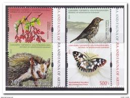 Nagorno  Karabaki 2016, Postfris MNH, Flora, Fauna - Postzegels