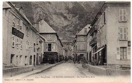 Isère - LE BOURG-D'OISANS - Au Pont De La Rive - Hôtel De Milan - Bourg-d'Oisans