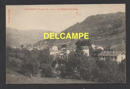 DF / 88 VOSGES / CORNIMONT / LE CHARME ET LE FAING / CIRCULÉE EN 1916 - Cornimont