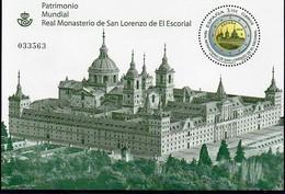 Spanien 2013 MiNr. 4777 (Block 234)   ** / Mnh ;  Kloster Real Sifio De San Lorenzo De El Escorial - Abadías Y Monasterios
