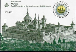 Spanien 2013 MiNr. 4777 (Block 234)   ** / Mnh ;  Kloster Real Sifio De San Lorenzo De El Escorial - Klöster