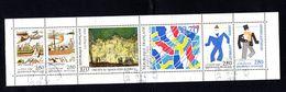 BC2872 - FRANCE-SUEDE - 1994   (obliteres) - Libretti