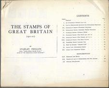 _bo952: The Stamps Of Great Brittain (1911-21) By Stanley Phillips  97p  Photocopy.. - Filatelia E Historia De Correos