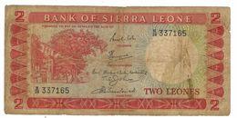 Sierra  Leone  2 Leone , G . - Sierra Leone
