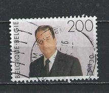 -BELGIE  GESTEMPELD  OPCB.  NR°  2599   Catw.   0.50  Euro - Oblitérés